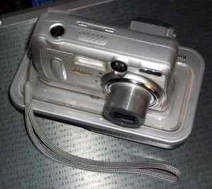 Old Kodak EasyShare Camera